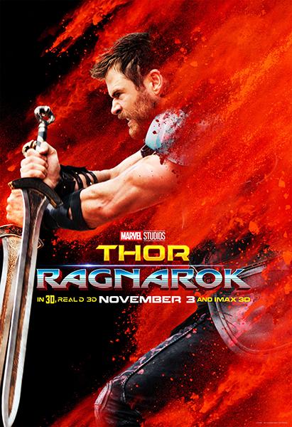 รีวิว Thor Ragnarok